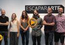 """Portal de la Marina visibiliza el arte a través de sus escaparates con """"Escapararte"""""""