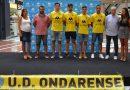 La UD Ondarense presenta la temporada 2019/20 en Portal de la Marina