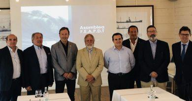 La Federación Española de Puertos se une a la campaña Libera de Ecoembes