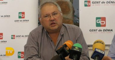 Gent de Dénia apoya la moción del PP sobre hacer público el gasto del Ayuntamiento en publicidad y comunicación