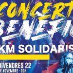 Dorian Gray y Capital 90 se unen en un concierto para recaudar fondos solidarios