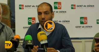 Miguel Donderis elegido nuevo presidente de Gent de Dénia
