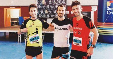 Dénia Corre present en competicions de Gandia, Alacant, Benigànim i Santa Cristina d'Aro