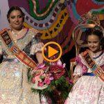 La igualtat mana en la presentació de Carla López i Tamara Núñez com a Falleres Majors de Darrere del Castell