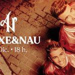 Adexe&Nau. los Youtubers con más de 9 millones de suscriptores darán un concierto gratuito en Portal de la Marina
