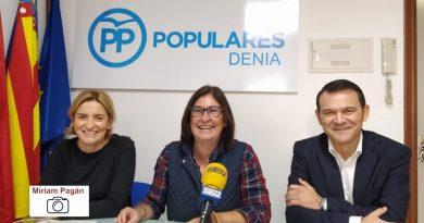 """María Mut """" Al equipo de gobierno se les ha atragantado la mayoría absoluta"""""""