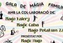 Èxit de participació en la Gala de Màgia que ha organitzat la Falla Les Roques