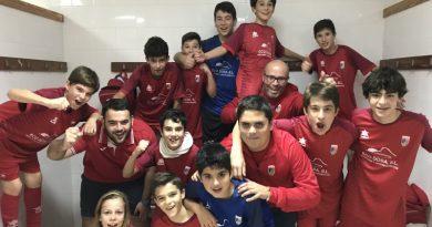 Cómoda victoria de los juveniles de Paidos Fernández Luna, frente al penúltimo clasificado