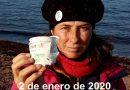 Aparece en la costa de Dénia un bote de yougurt del 1976
