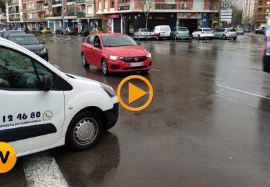 Caos circulatorio en la Avenida Alicante al no funcionar cuatro de sus semáforos