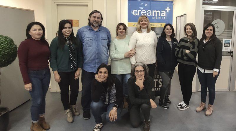 Creama Dénia imparte un nuevo curso de inglés gratuito para personas desempleadas