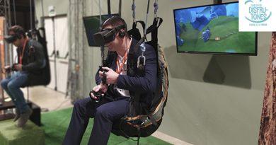 Portal de la Marina lanza lanza la App del Club de los Disfrutones con simuladores de vuelo de realidad virtual y viajes sorpresa