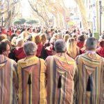 La Federación de Moros y Cristianos de Dénia suspende la celebración del Mig Any y mantiene la misa en honor a los festeros fallecidos