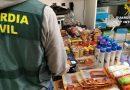 La Guardia Civil investiga en Calpe a tres personas por el hurto de más de un centenar de productos de supermercado