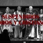 Suspendidos los Moros y Cristianos de Dénia