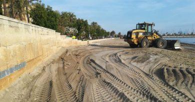 Dénia presenta las primeras medidas para garantizar la seguridad e higiene en sus playas
