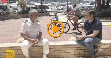 Entrevista en directo con el director del Puerto Deportivo y Turístico Marina de Dénia, Gabriel Martínez