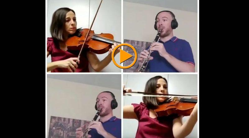 La música de la Agrupación Artística Musical de Dénia sigue sonando