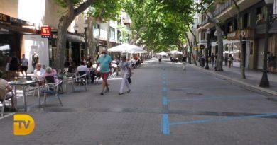 La Diputación invierte en la mejora de las carreteras en la Marina Alta