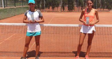 Pleno del Club de Tenis en el Torneo Tecnifibre de Alzira