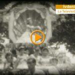 Las carrozas de Dénia 1958