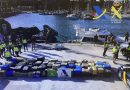 Interceptado un yate cargado con más de 4.300 kilos de hachís en Calpe