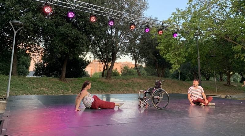 Torrequemada acogió este fin de semana la tercera edición de Dansant a la Marina