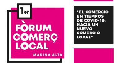 Este martes se celebrará por primera vez el «Forum de Comerç Local de la Marina Alta» en Gata de Gorgos