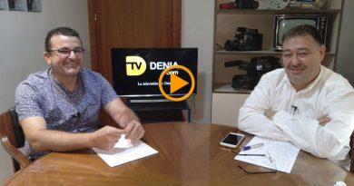Entrevista a Raúl Garcia de la Reina Concejal de Deportes de Dénia
