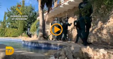 Desarticulada una organización criminal especializada en el cultivo de marihuana que trabajaban en Xàbia , Teulada y Moraira entre otras