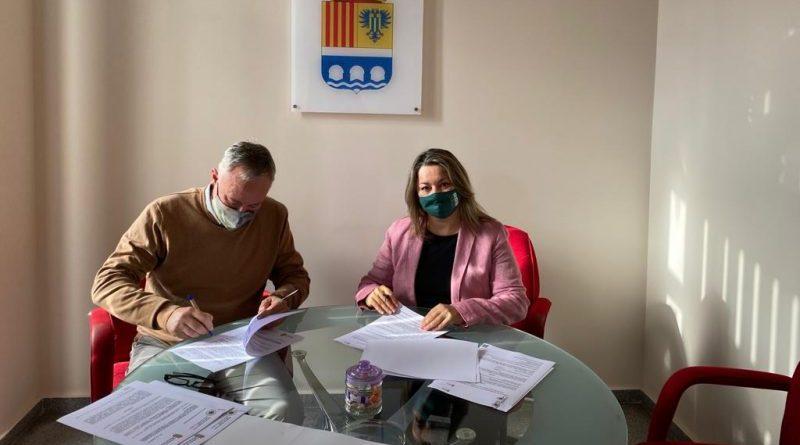 La UNED Dénia y el Ayuntamiento de Beniarbeig renuevan el convenio para la realización de prácticas académicas en la administración local