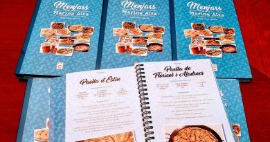 La MACMA publica la reedición de «Menjars de la Marina Alta» con nuevo diseño y nuevas recetas