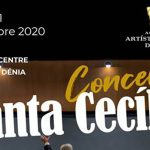 La Agrupació Artística Musical de Dénia organiza el concierto de Santa Cecília