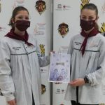 Elena Rosalén es proclama guanyadora del XII Concurs de Targetes de Nadal de les Falles de Dénia