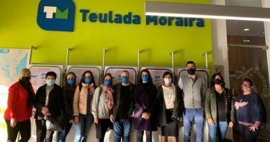 En las Tourist Info de Calp y Teulada Moraira concluye el ciclo de rutas guiadas por la comarca del Taller de Empleo de Creama