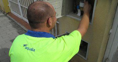 Las obras de un nuevo depósito de agua obligan a realizar una suspensión programada del suministro en Jesús Pobre este jueves