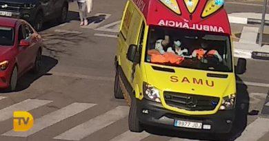 Fallece una mujer tras colisionar su coche contra un muro en Dénia