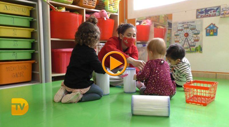 Elige para tus hijos El Castellet, una nueva forma de aprender de 0 a 3