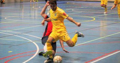 Derrota del CFS Mar Dénia en casa, ante un Futsal Mataró que no perdonó los fallos de los locales