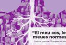 La Xarxa Jove empieza la campaña «Mi cuerpo, mis normas» con motivo del 8 de marzo