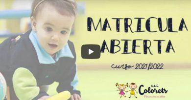 Última llamada para solicitar el Bono Infantil para el curso 2021/2022
