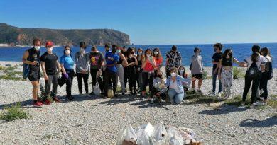 El IES Antoni Llidó y el IES Número 1 de Xàbia unen fuerzas para cuidar el medio ambiente