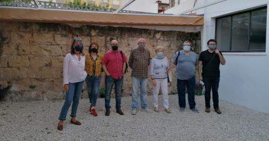 Executiva del PSPV-PSOE de Dénia «Dos anys contra vent i marea, però sense deixar d'avançar cap a la millor Dénia»