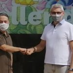 La Junta Local Fallera de Dénia acorda amb el Col·lectiu d'Estudis Fallers la gestió de la delegació de Cultura