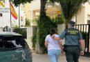 La Guardia Civil detiene en Calpe a los presuntos integrantes de una banda de cogoteros