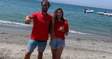 Álex Climent y Gisela Pulido cuajan una buena actuación en el World Series Gizzeria