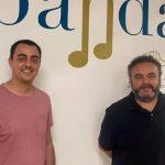 Robert Frau nuevo presidente de la Agrupación Artística Musical de Dénia