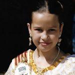 Laura Oltra de la Falla Baix la Mar: La falla que m'ha vist créixer