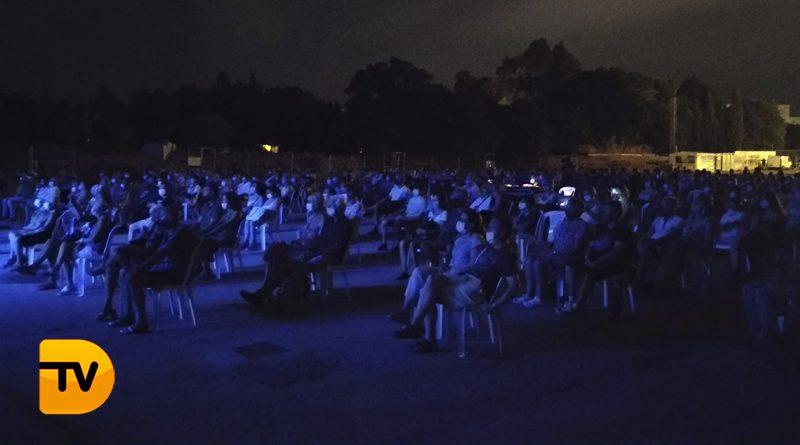 El público responde al concierto de Soulomonics