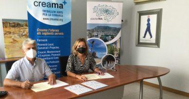 Els Poblets, Llíber y Vall de Gallinera se adhieren a PACTE'MA con la firma del Acuerdo por el Empleo de la Marina Alta